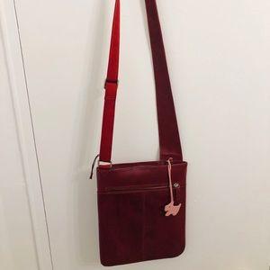 Radley London Leather Crossbody Bag *BRAND NEW*